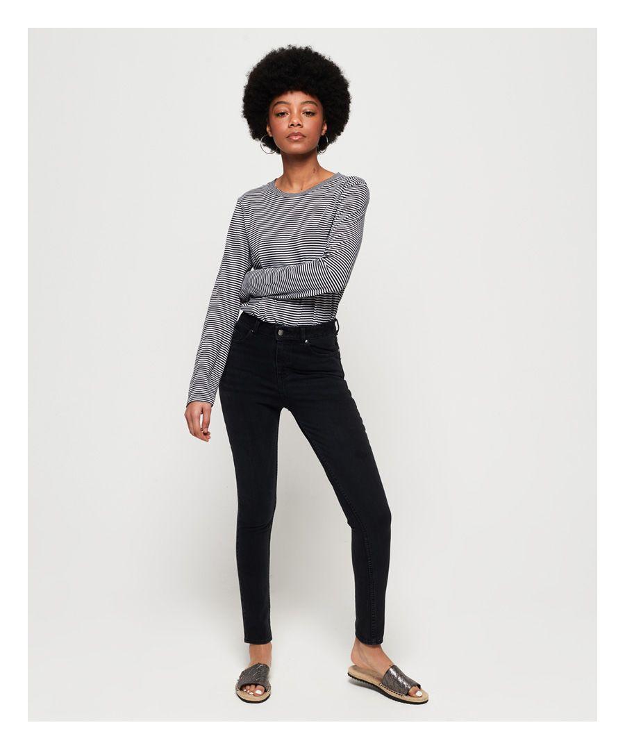 Image for Superdry Superflex Skinny Jeans