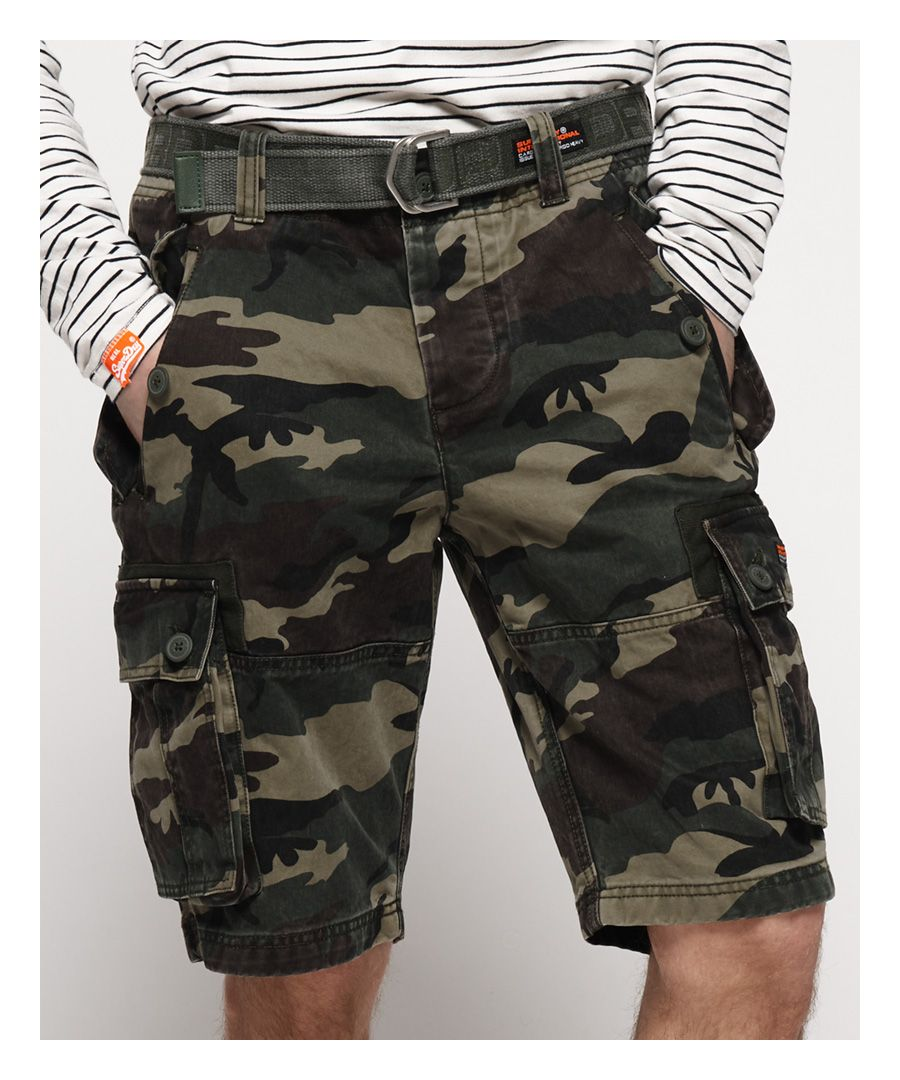 Image for Superdry Core Cargo Heavy Shorts