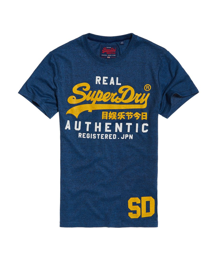 Image for Superdry Vintage Authentic Duo T-Shirt