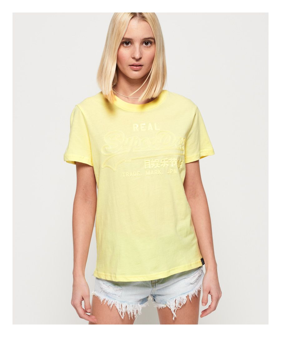 Image for Superdry Vintage Logo Tonal T-Shirt