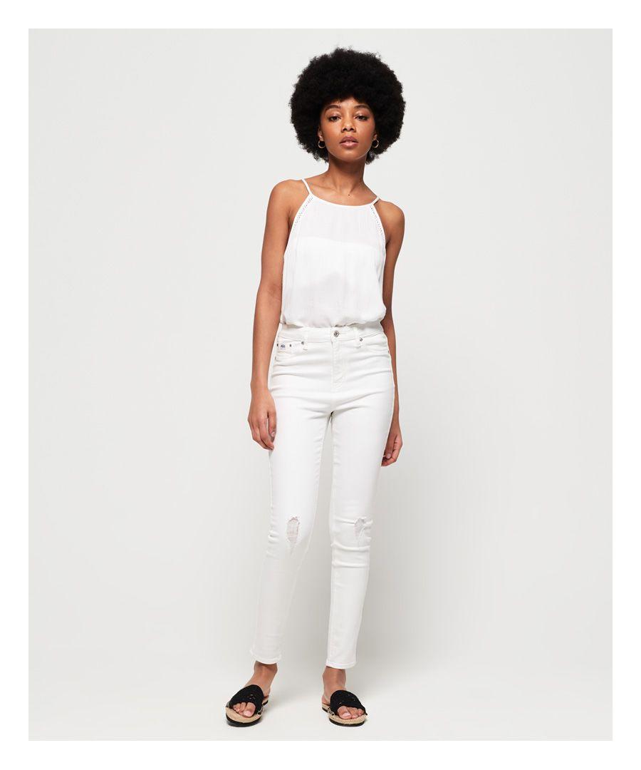 Image for Superdry Sophia High Waist Skinny Jeans