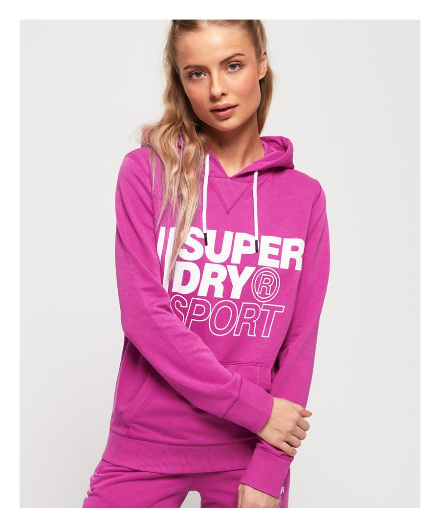 Image for Superdry Core Sport Overhead Hoodie