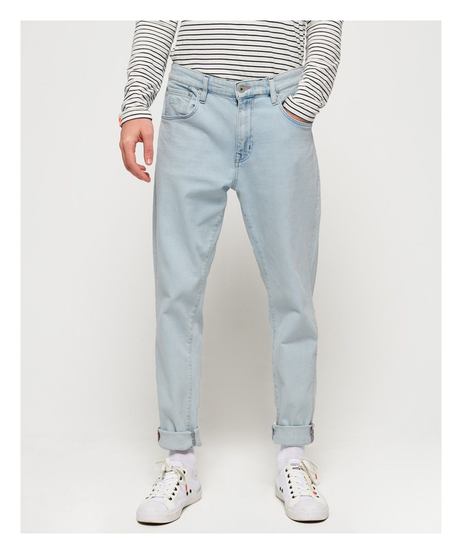 Image for Superdry Conor Taper Jeans