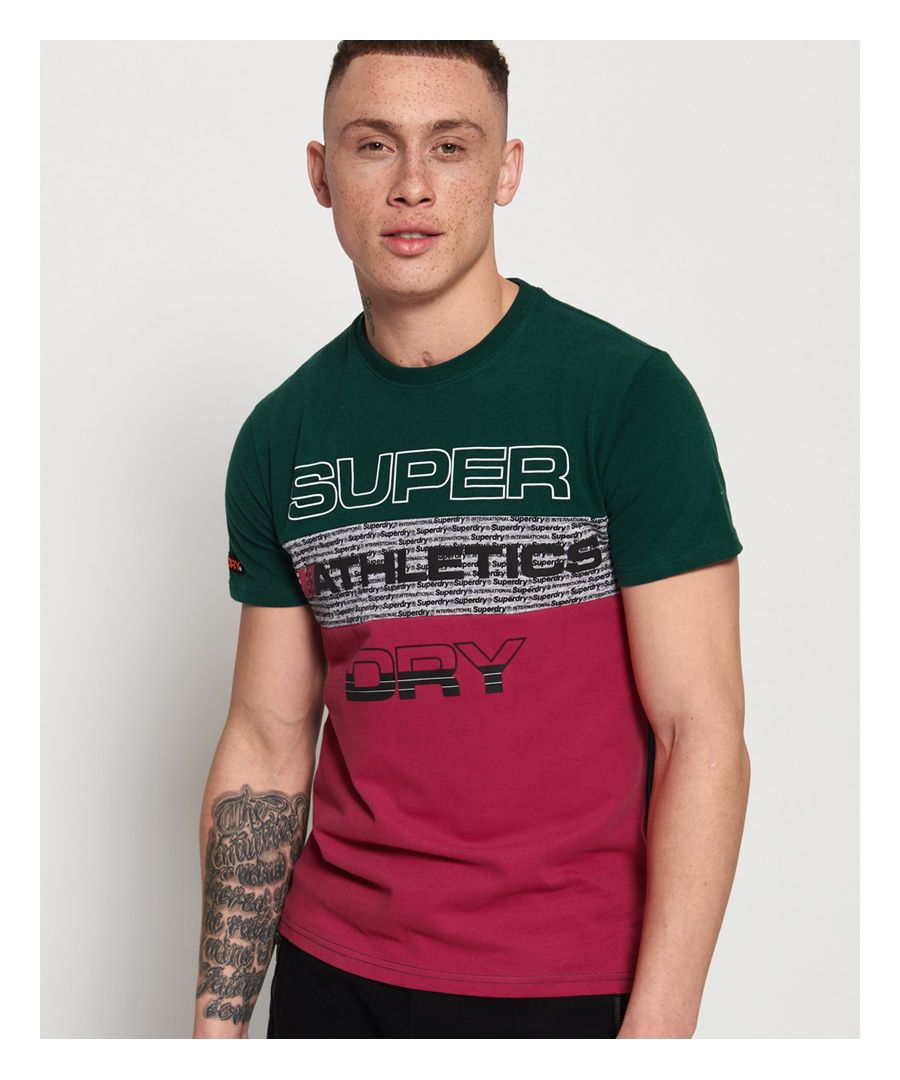 Image for Superdry Trophy Neon T-Shirt