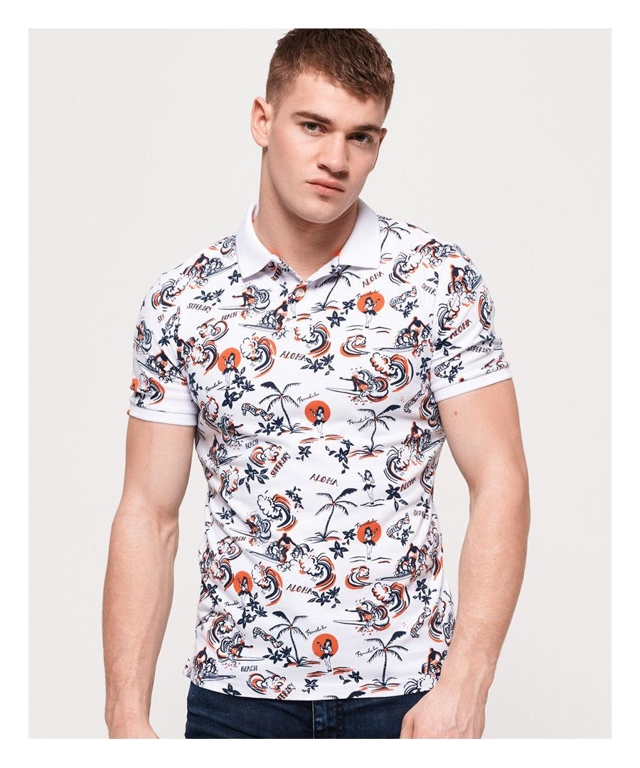Image for Superdry City Surf Polo Shirt