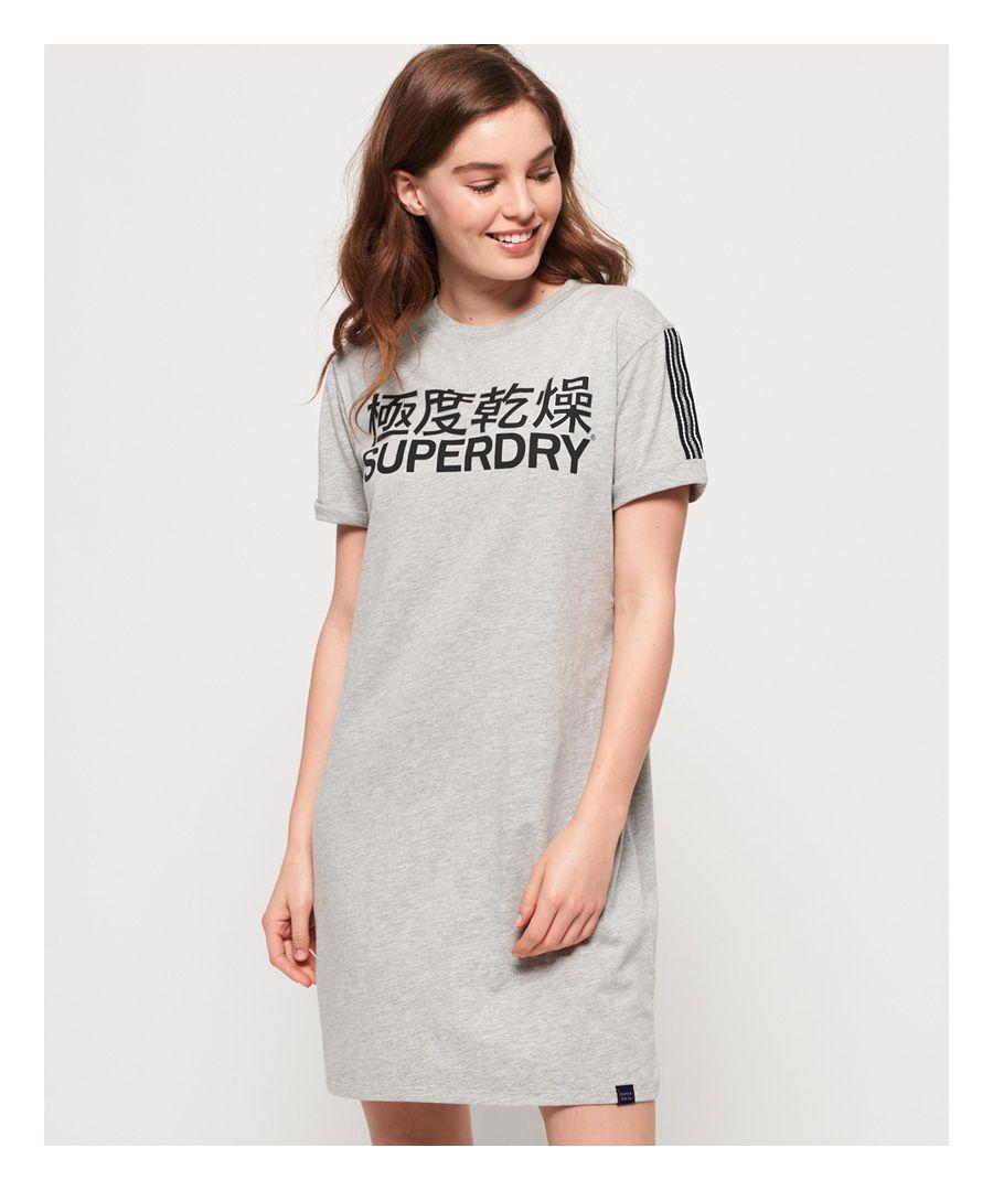 Image for Superdry Portland T-Shirt Dress
