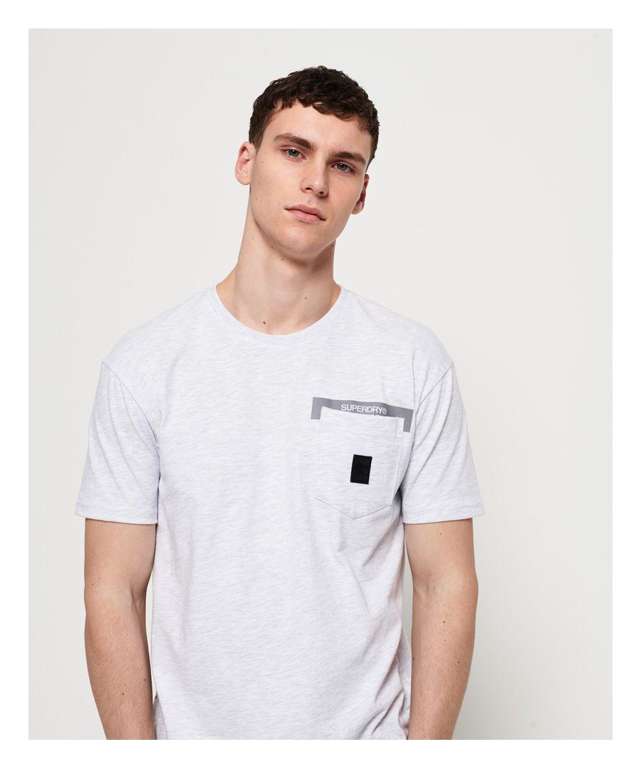 Image for Superdry Black Label Edition Pocket T-Shirt