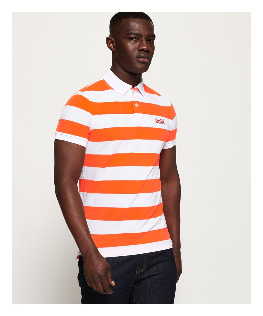 Image for Superdry Beach Volleyball Polo Shirt