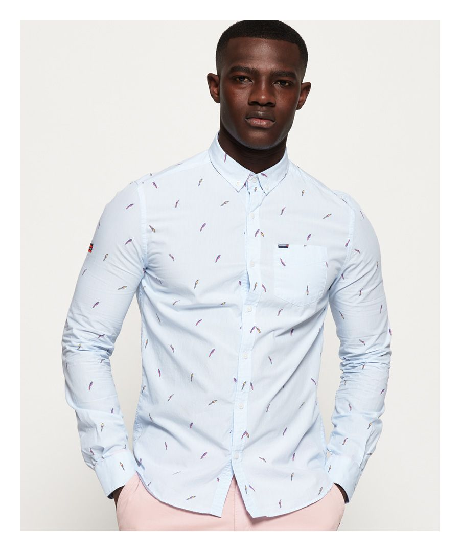 Image for Superdry Premium Shoreditch Shirt