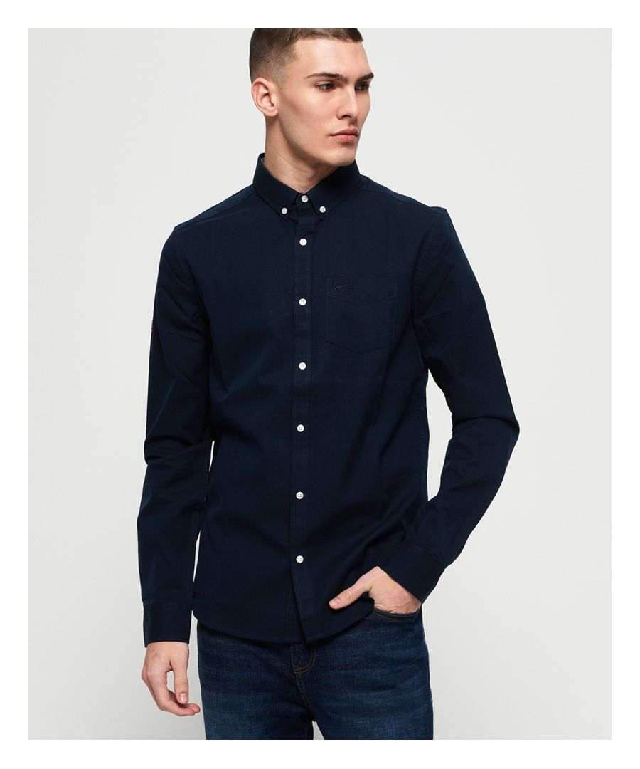Image for Superdry Premium University Oxford Shirt