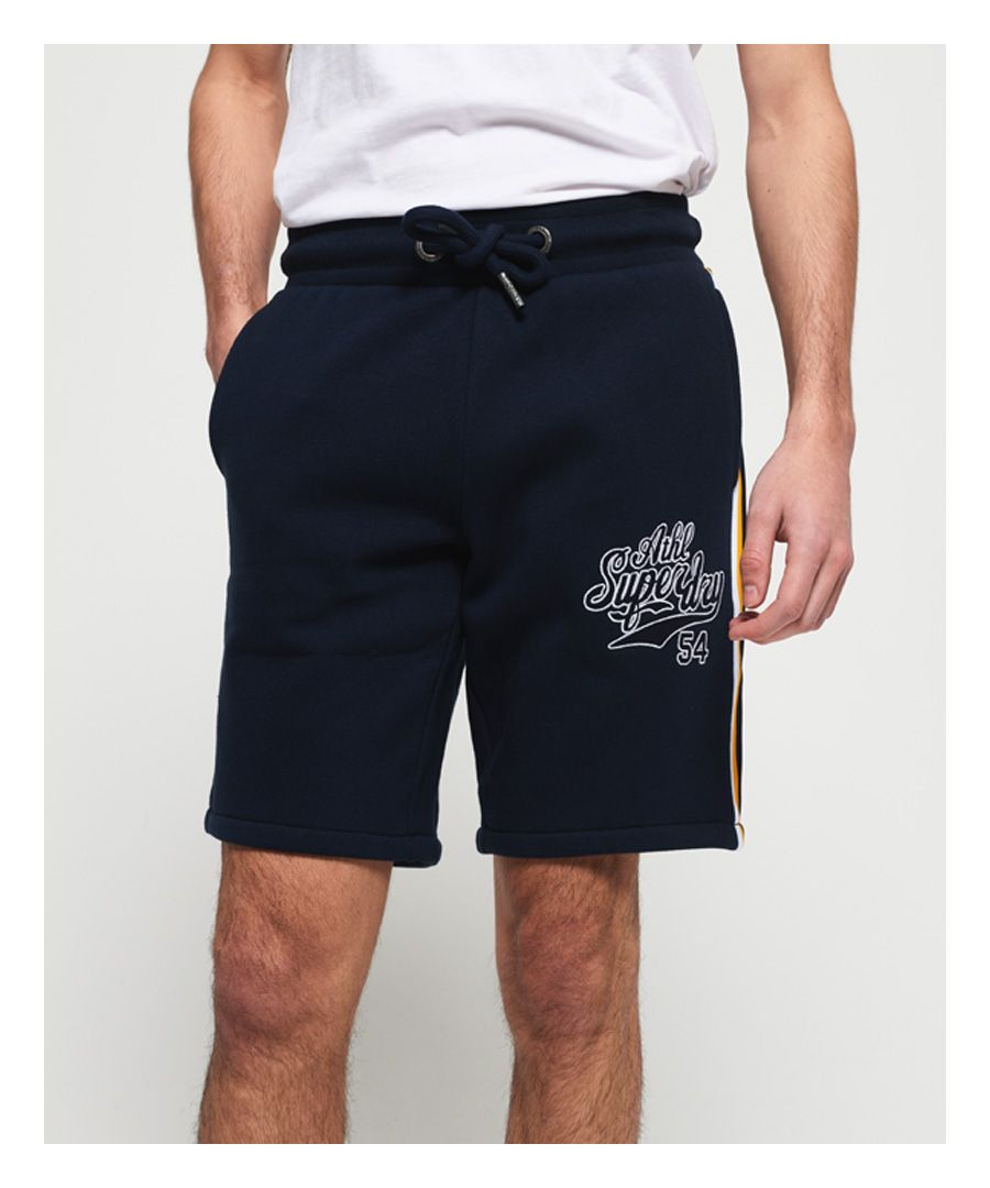 Image for Superdry College Applique Shorts