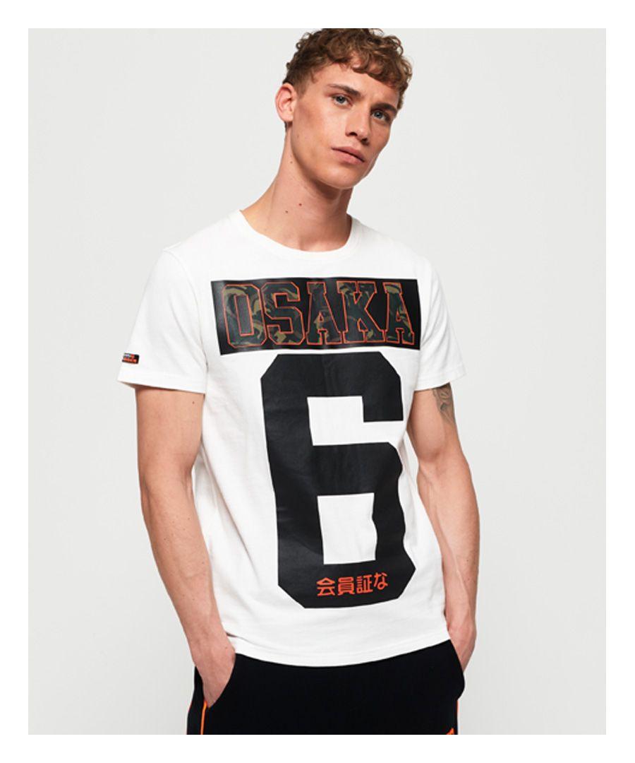 Image for Superdry Osaka T-Shirt