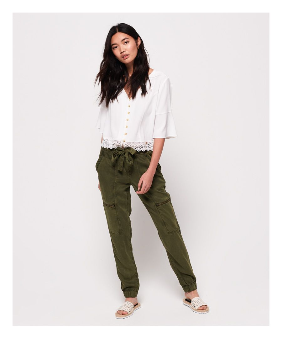 Image for Superdry Lace Rookie Pants