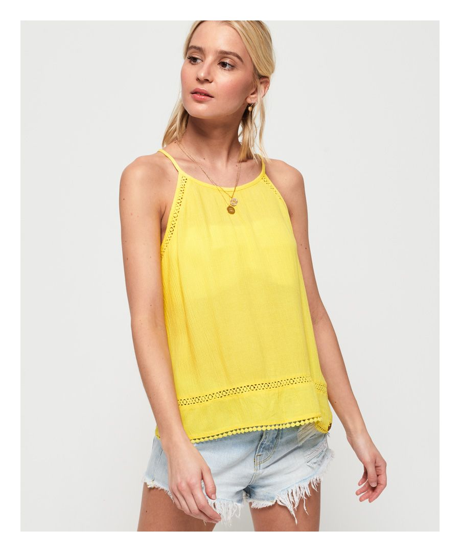 Image for Superdry Ricky Cami Top