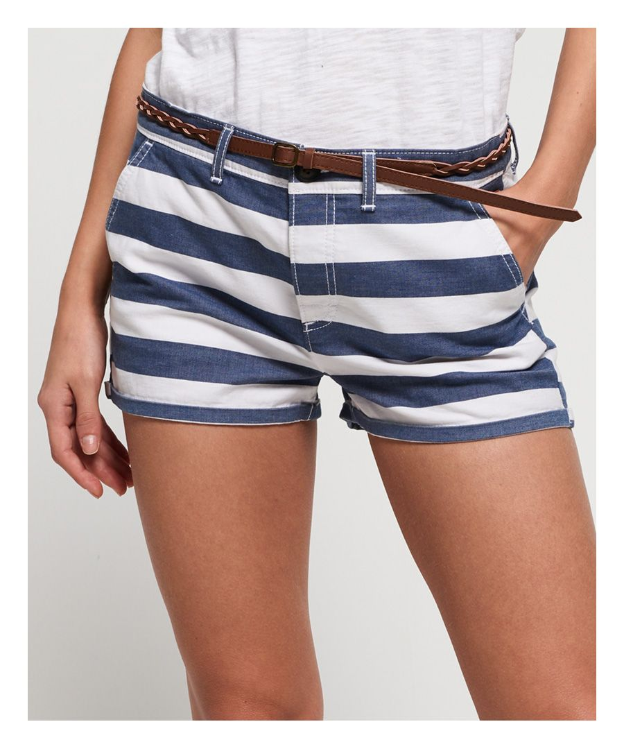 Image for Superdry Stripe Chino Shorts