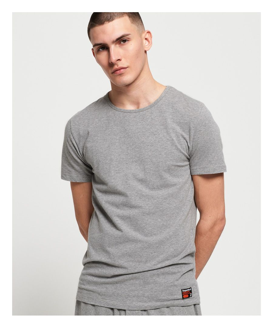 Image for Superdry Organic Cotton SD Laundry Slim Fit Lounge T-Shirt