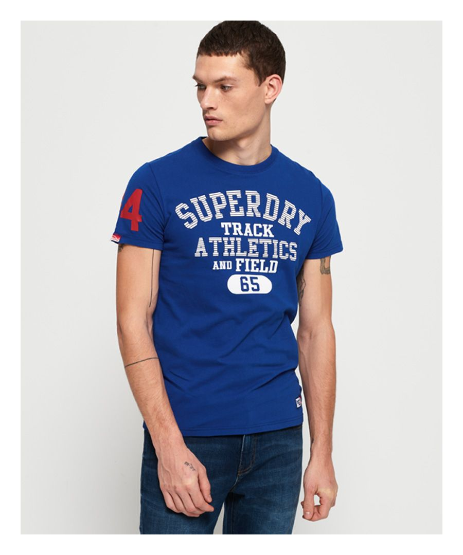 Image for Superdry Track & Field Lite T-Shirt