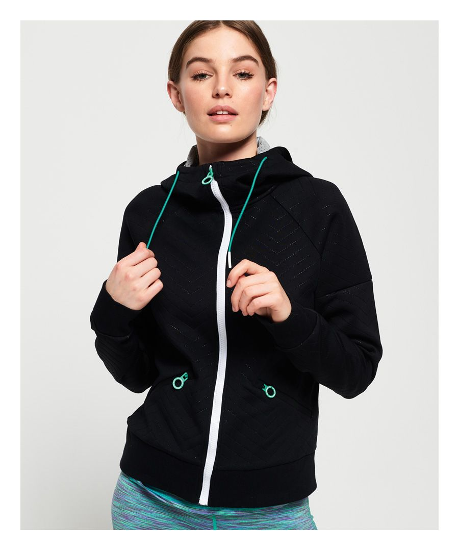Image for Superdry Super Sport Zip Hoodie