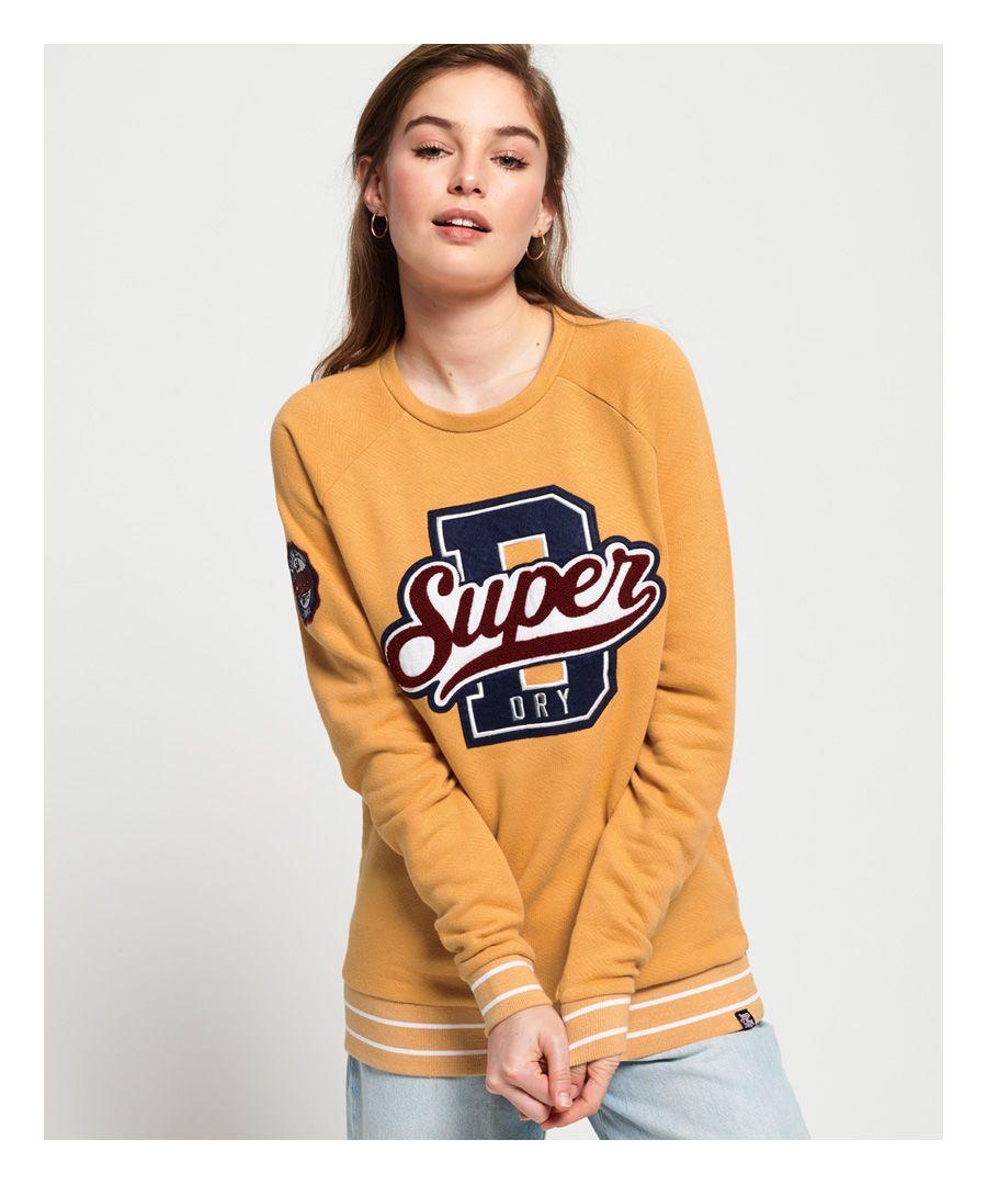 Image for Superdry Hayden Crew Sweatshirt
