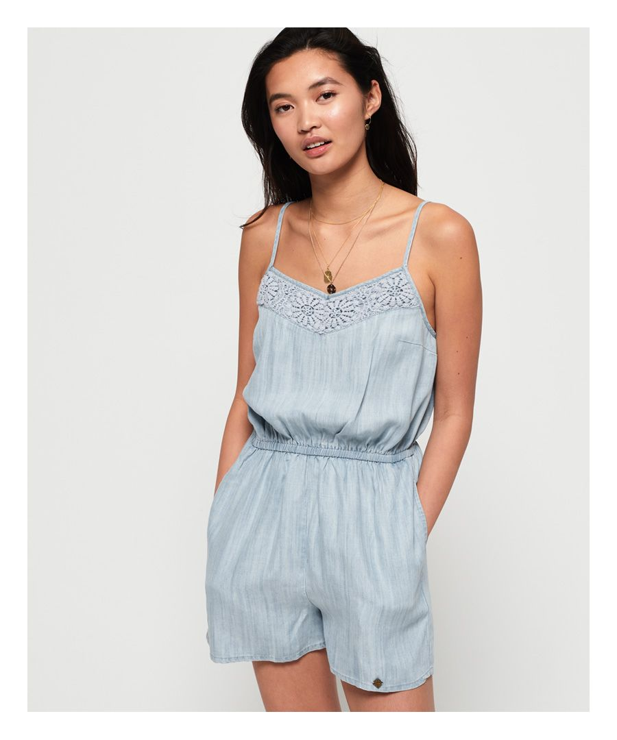 Image for Superdry Tess Playsuit