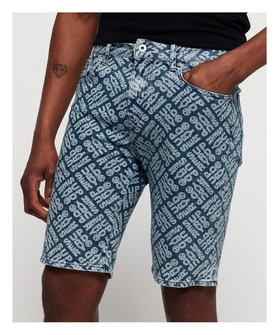 Image for Superdry Tyler Slim Shorts