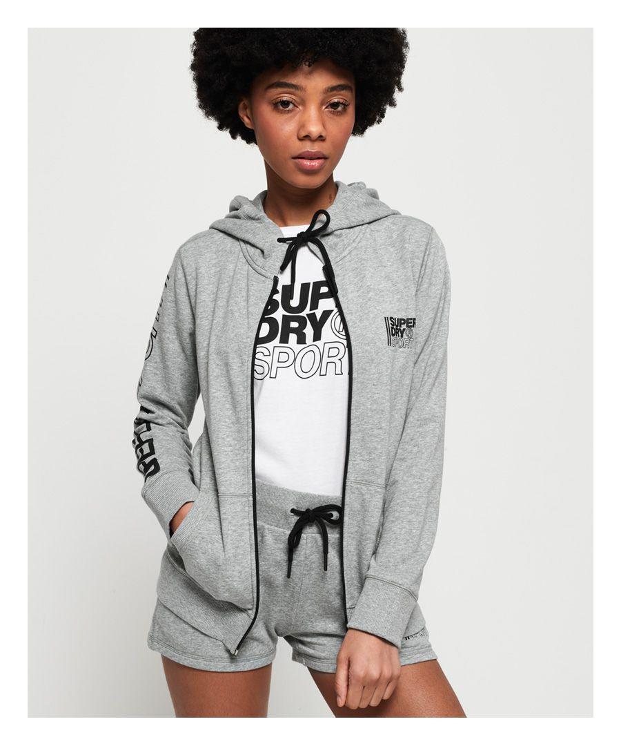 Image for Superdry Core Sport Zip hoodie