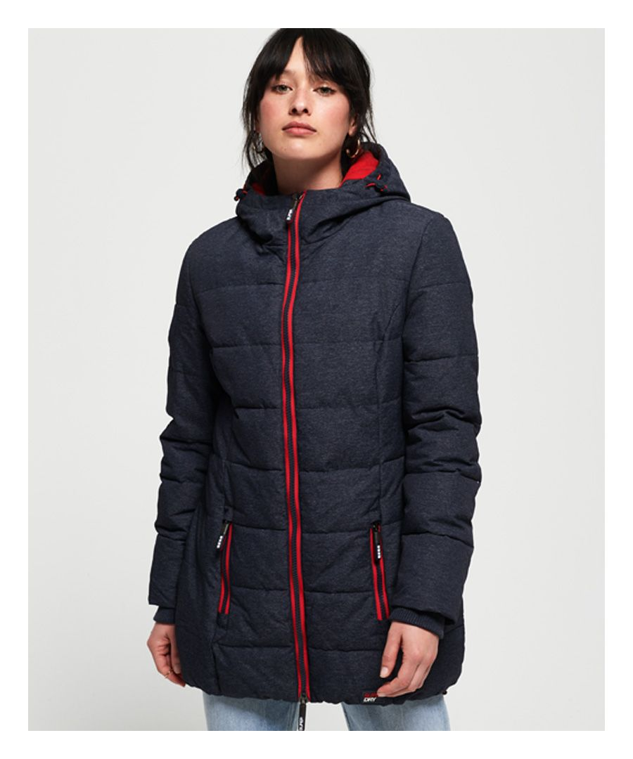 Image for Superdry Tall Sports Puffer Jacket