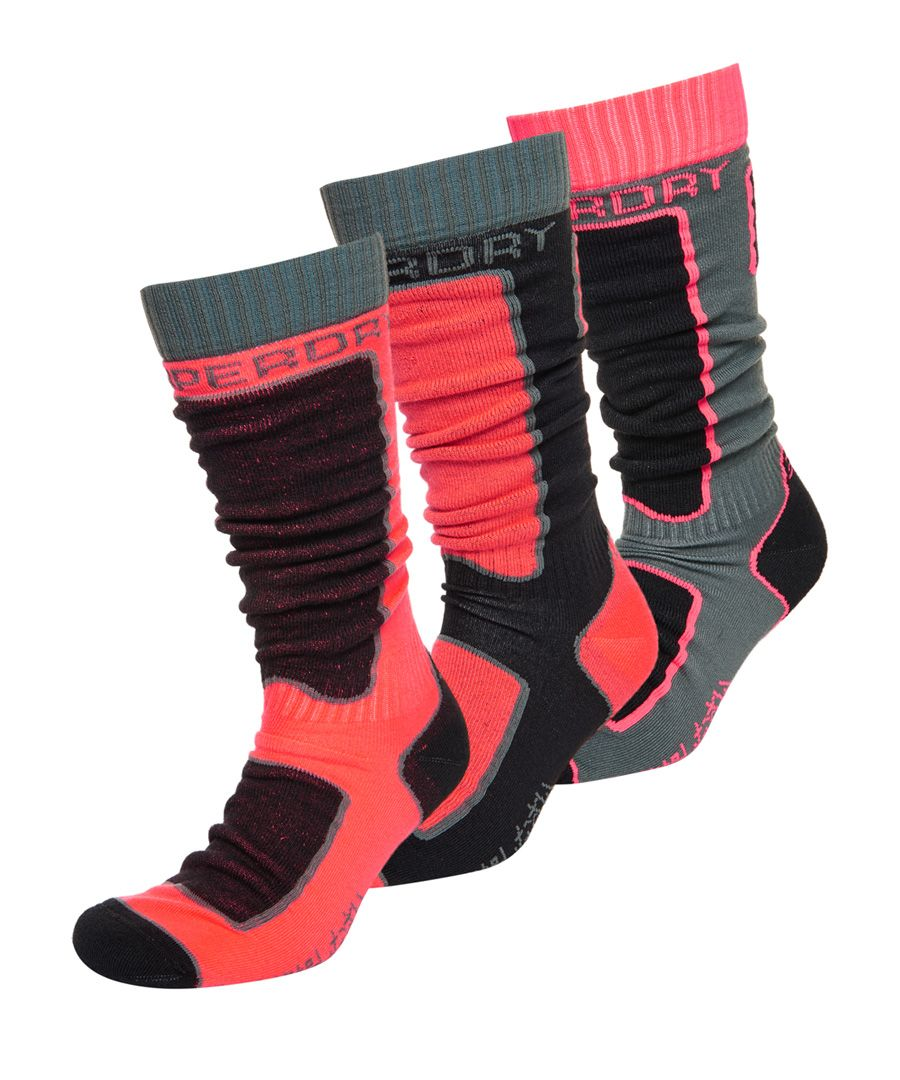 Image for Superdry Snow Sock Triple Pack