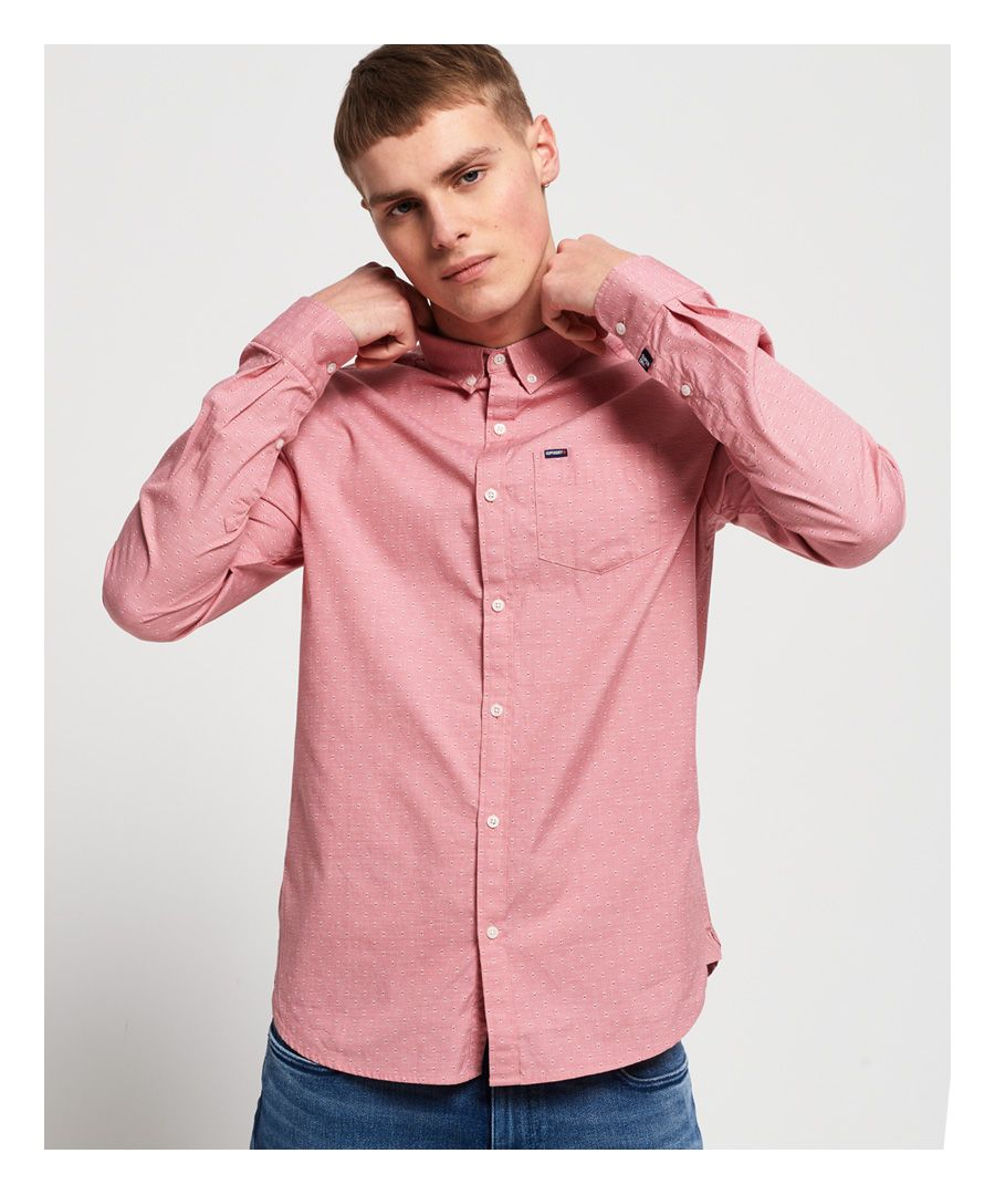 Image for Superdry Premium Shoreditch Shirt