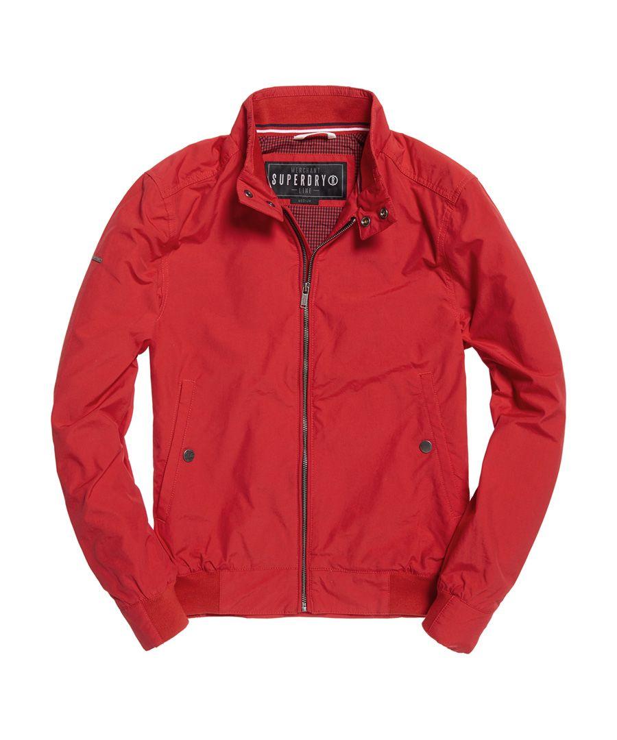 Image for Superdry Montauk Harrington Jacket