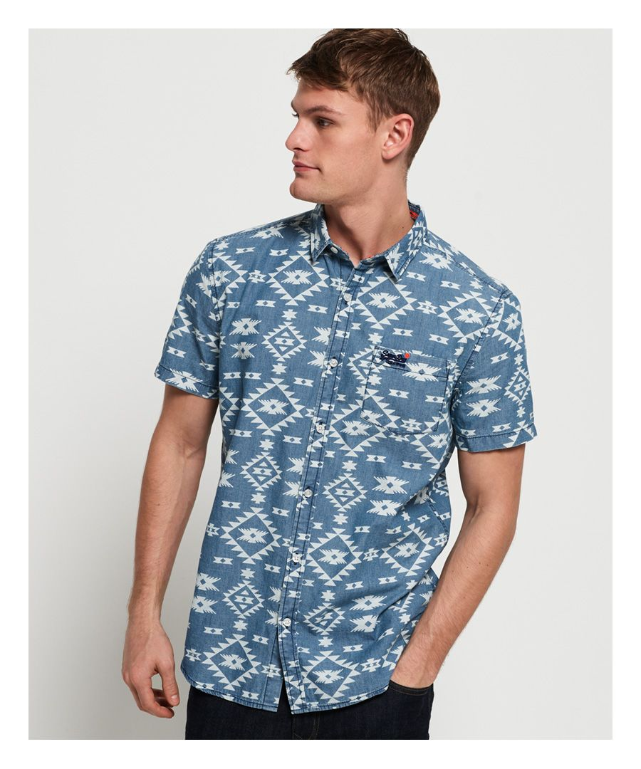 Image for Superdry Miami Loom Shirt