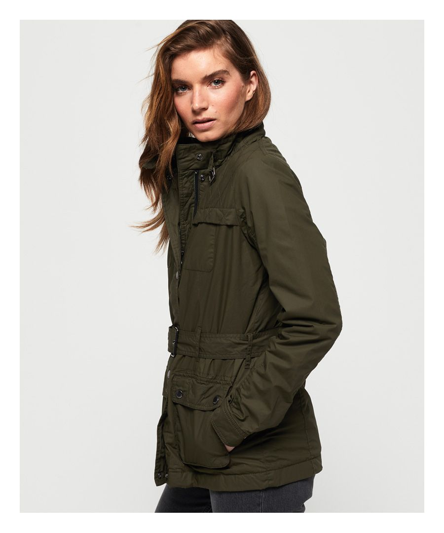 Image for Superdry Four Pocket Trial Jacket