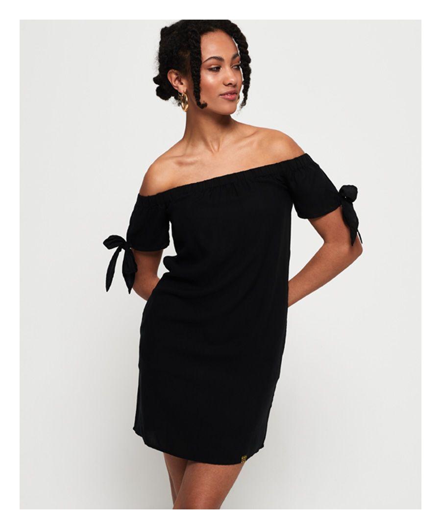 Image for Superdry Alexia Off Shoulder Dress