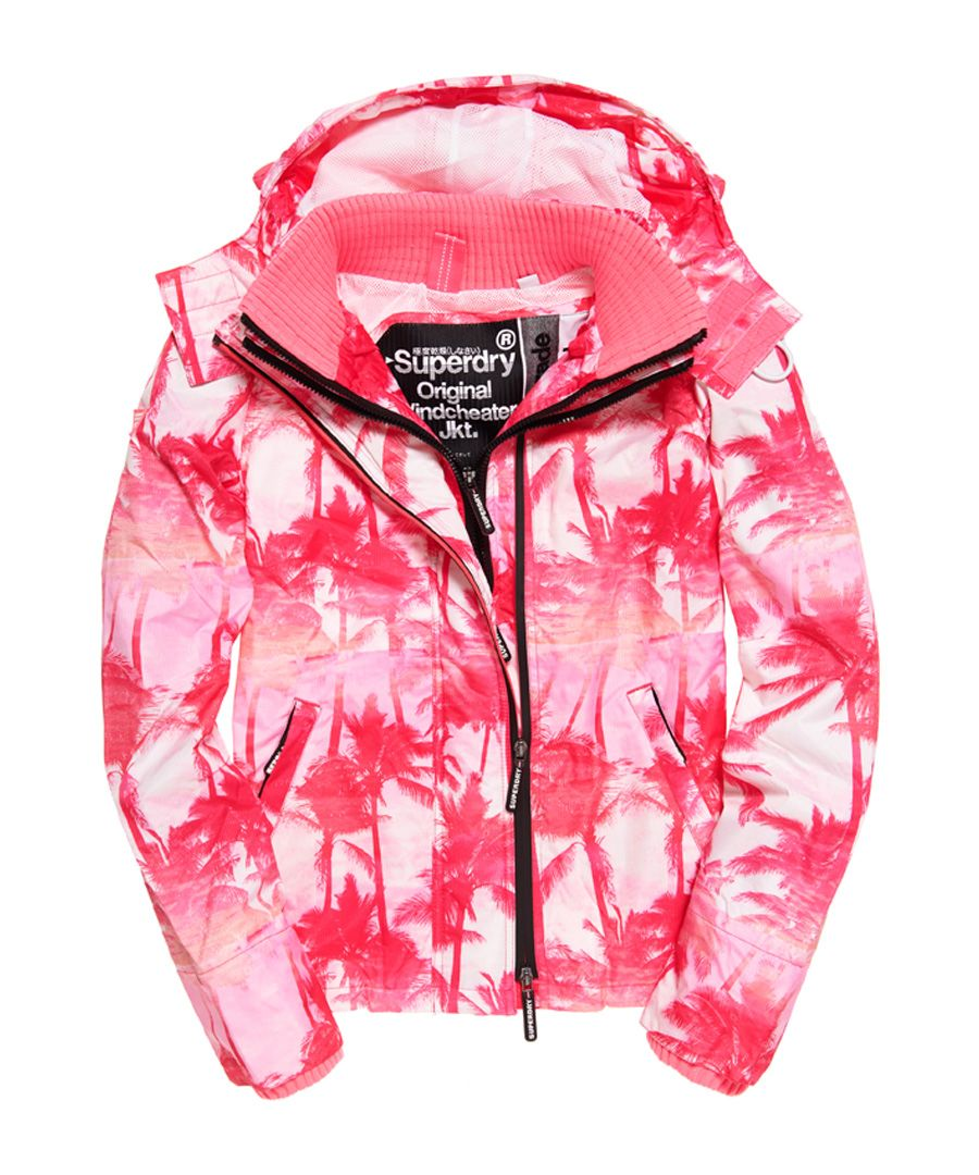 Image for Superdry Black Edition SD-Windcheater Jacket