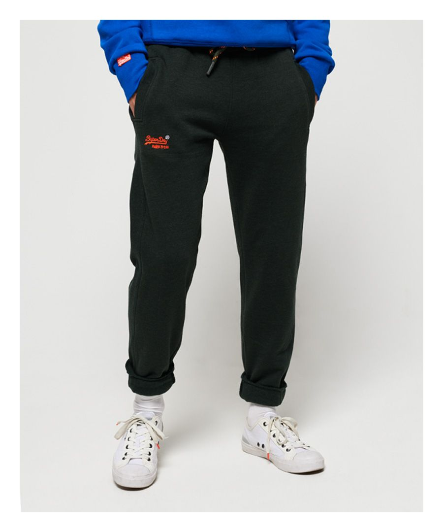 Image for Superdry Orange Label Cuffed Joggers