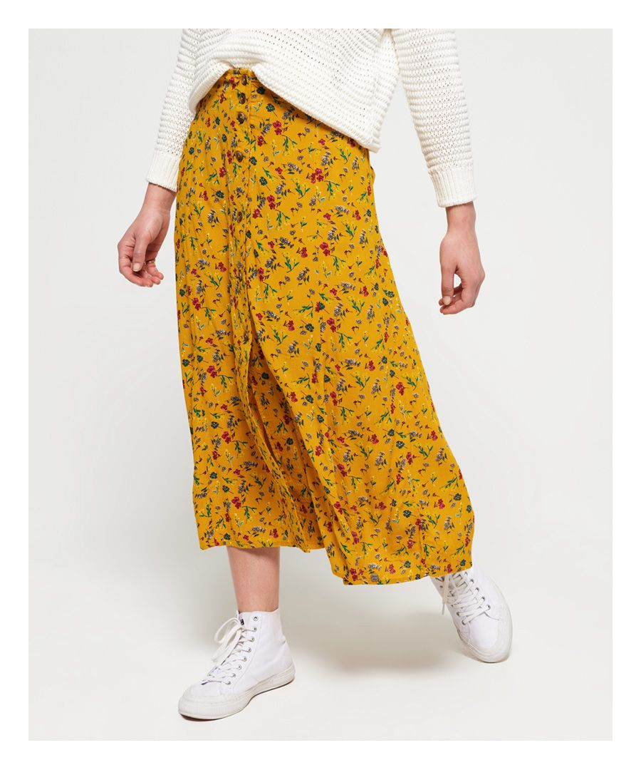 Image for Superdry Layla Midi Skirt