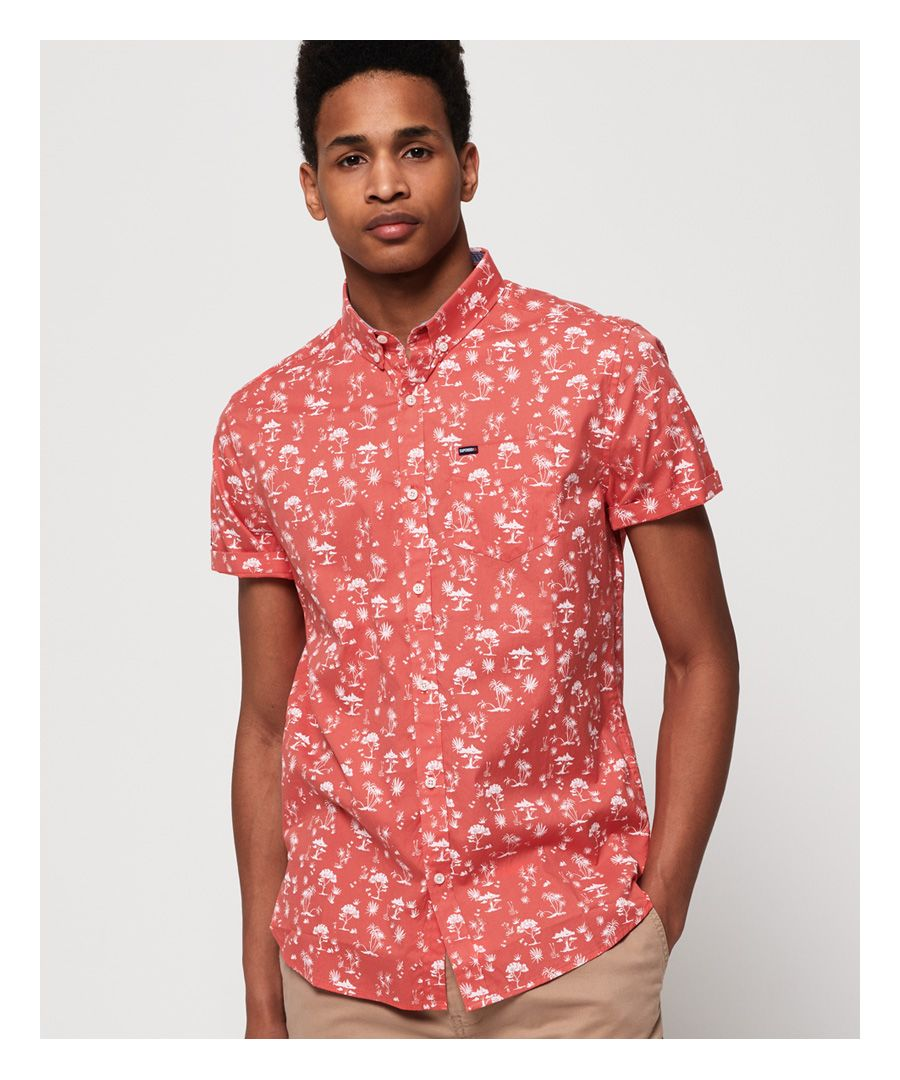 Image for Superdry Premium Shoreditch Short Sleeve Shirt