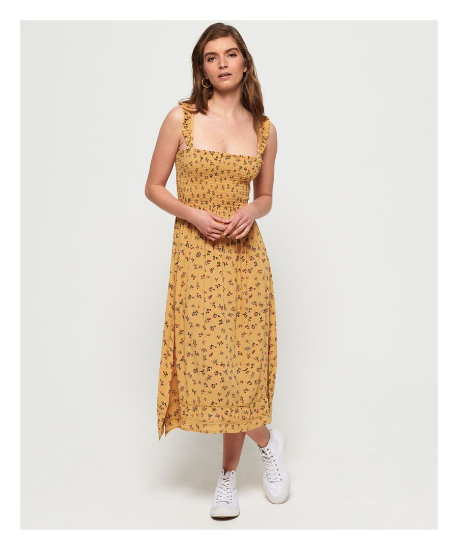 Image for Superdry Rae Midi Dress