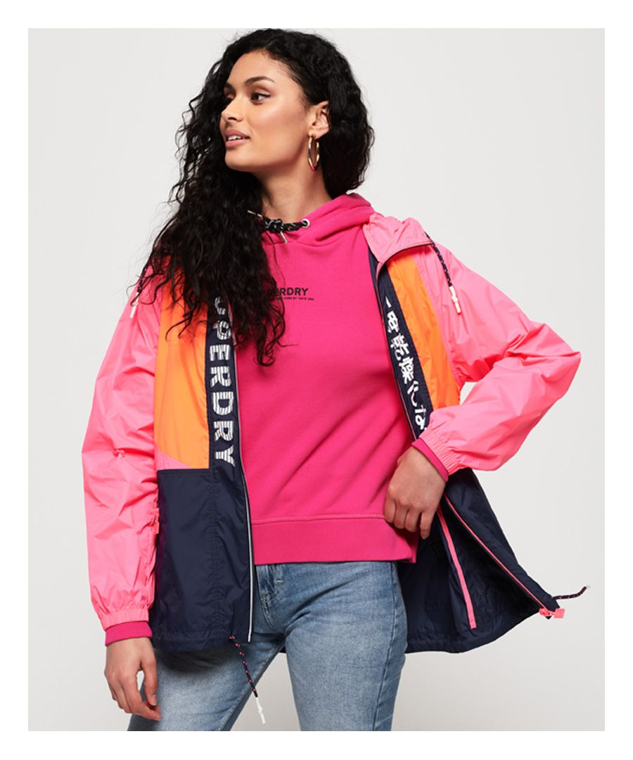 Image for Superdry Spliced SD-Windbreaker Jacket