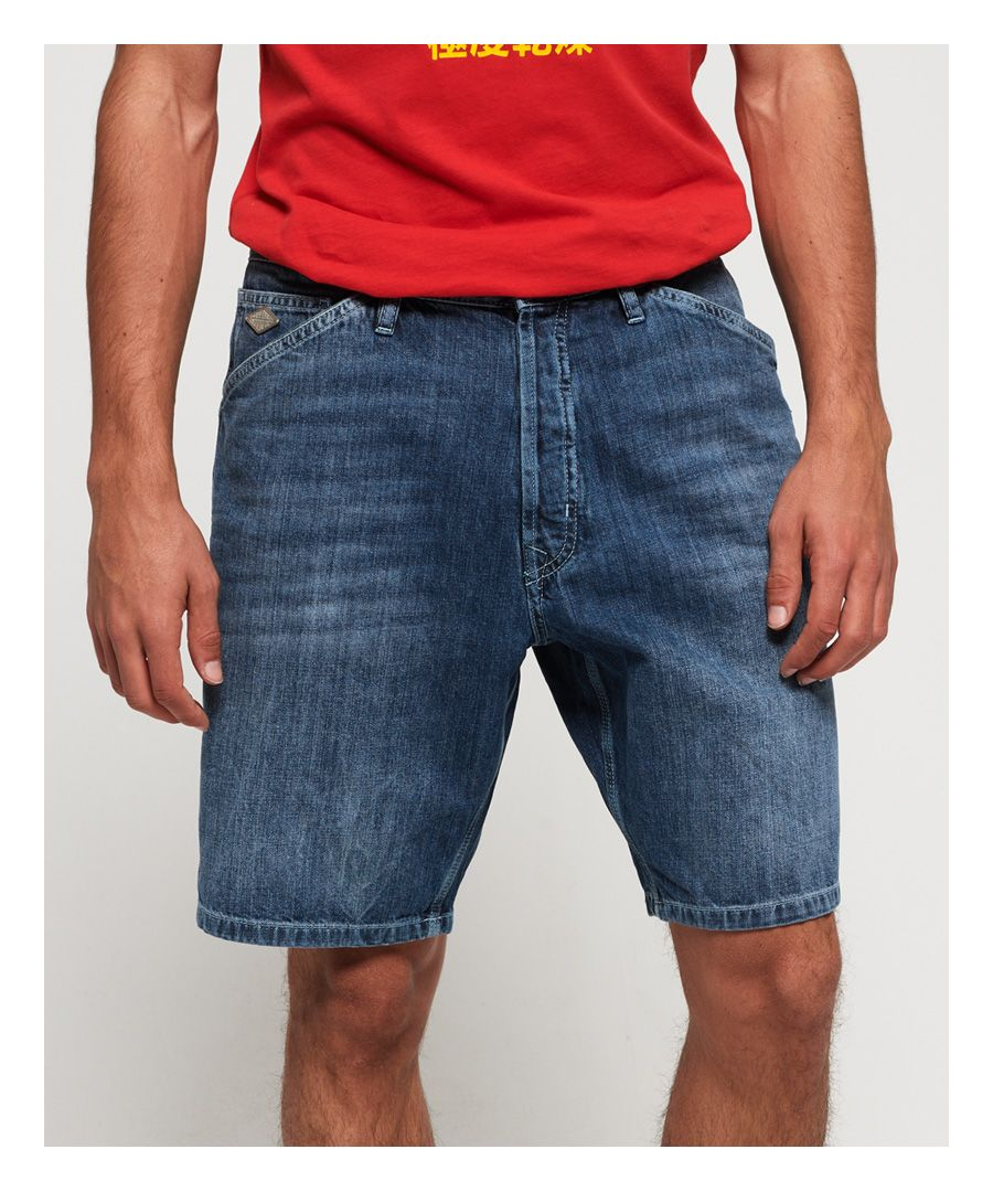 Image for Superdry Earl Worker Shorts