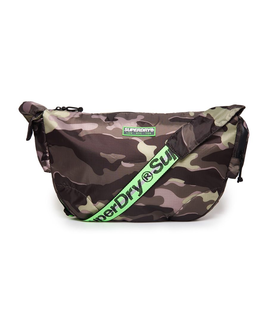 Image for Superdry Damon Side Messenger Bag