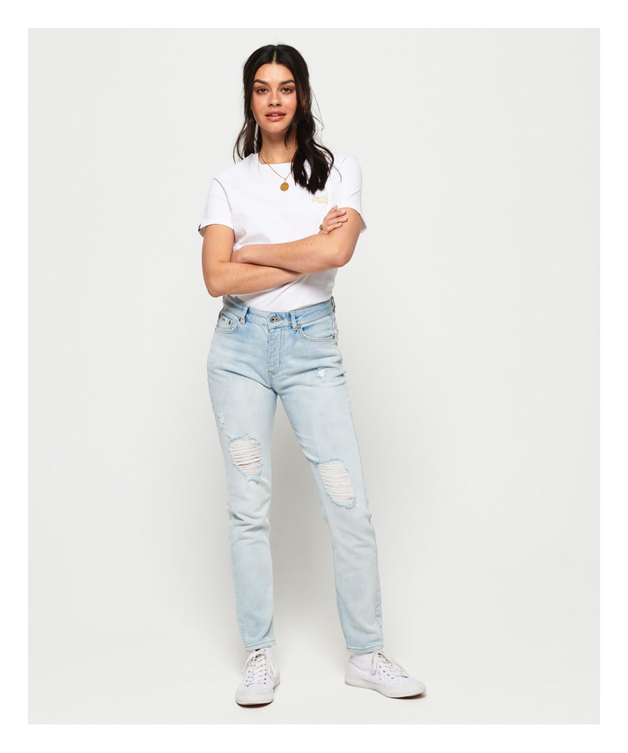 Image for Superdry Harper Boyfriend Jeans