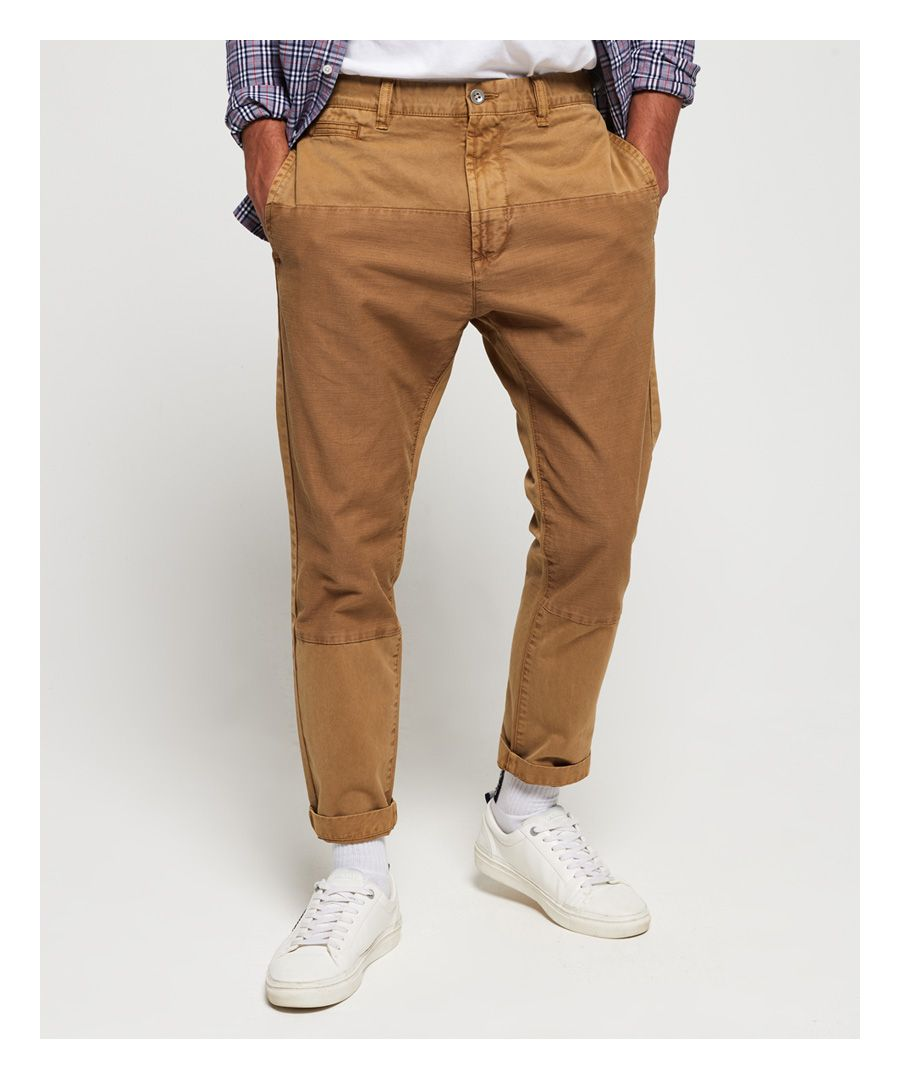 Image for Superdry Taper Work Pants
