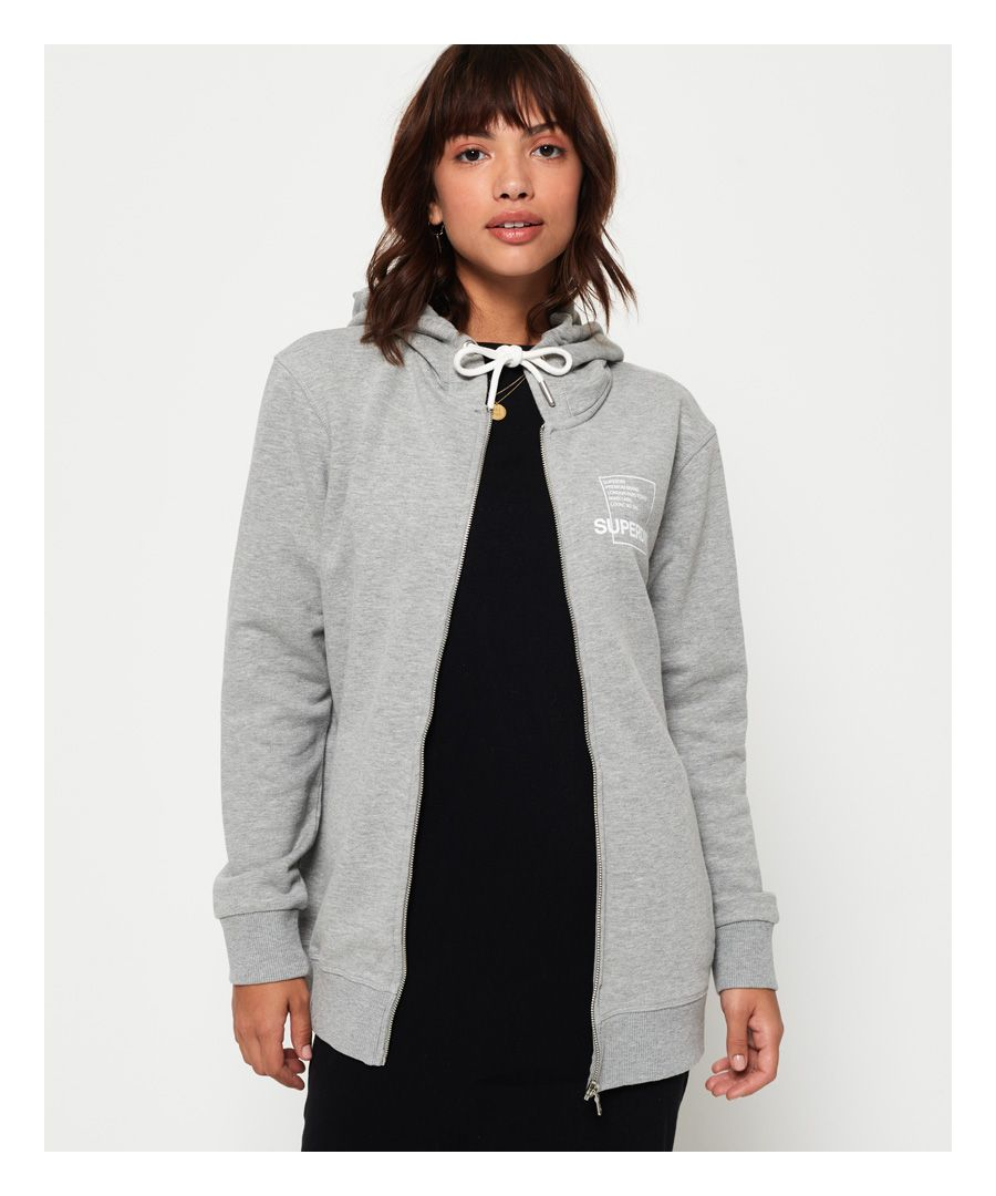 Image for Superdry Gelsey Zip Hoodie