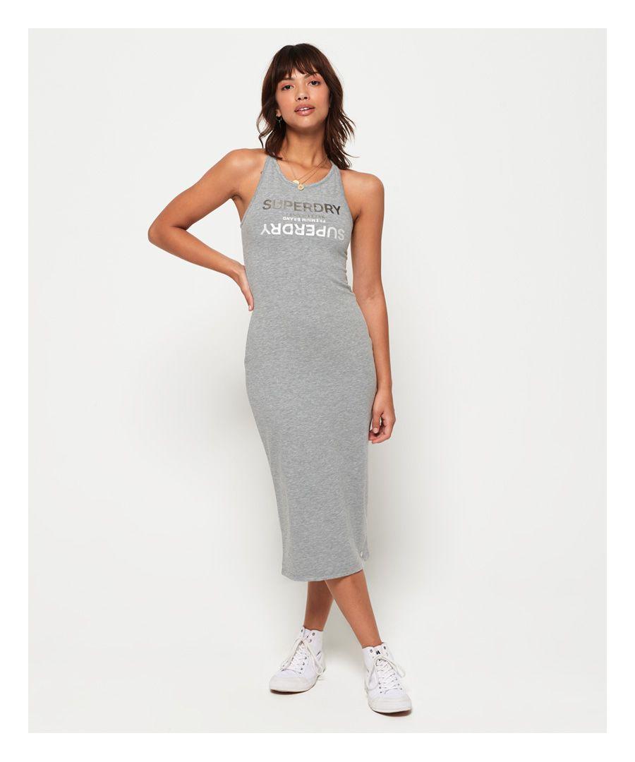 Image for Superdry Alex Midi Dress