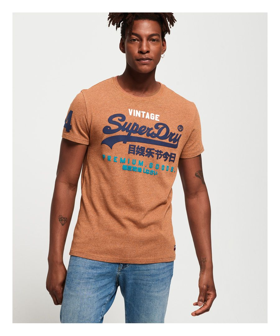 Image for Superdry Premium Goods Tri T-Shirt