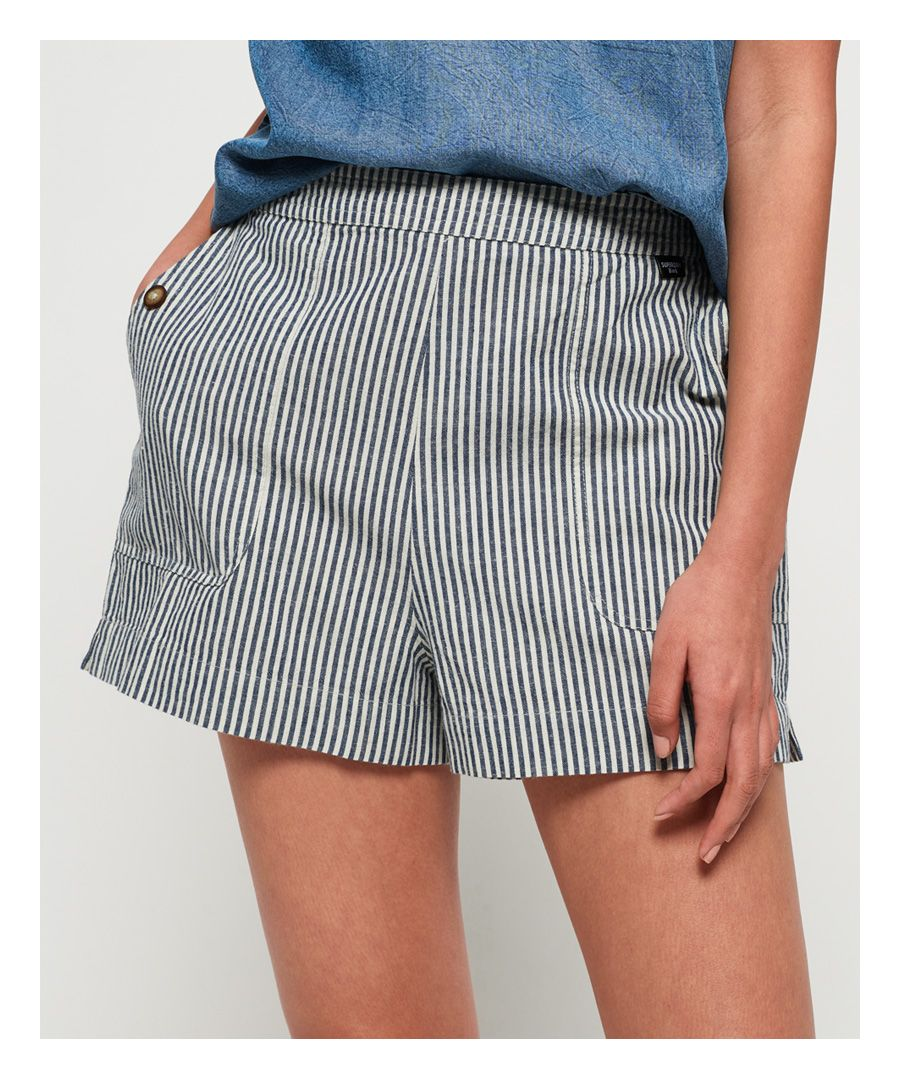 Image for Superdry Mila Culotte Shorts