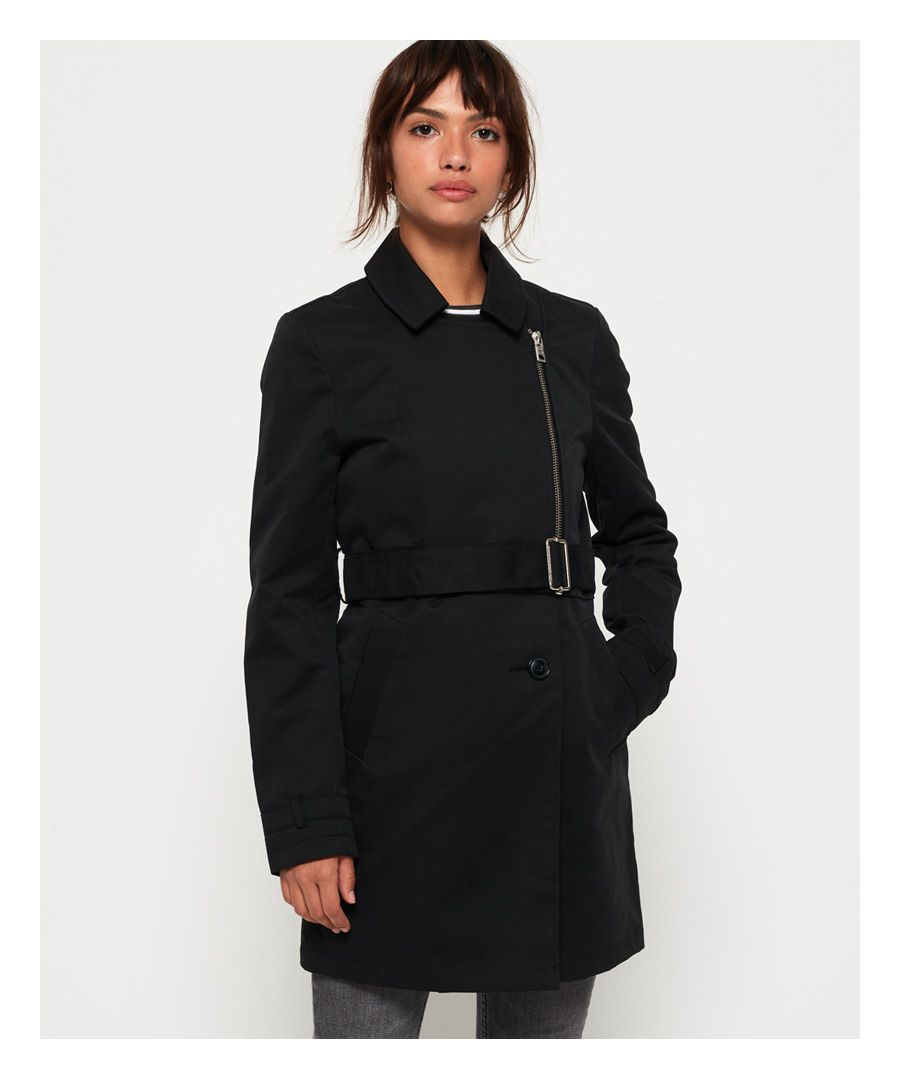 Image for Superdry Nordic Trench Coat