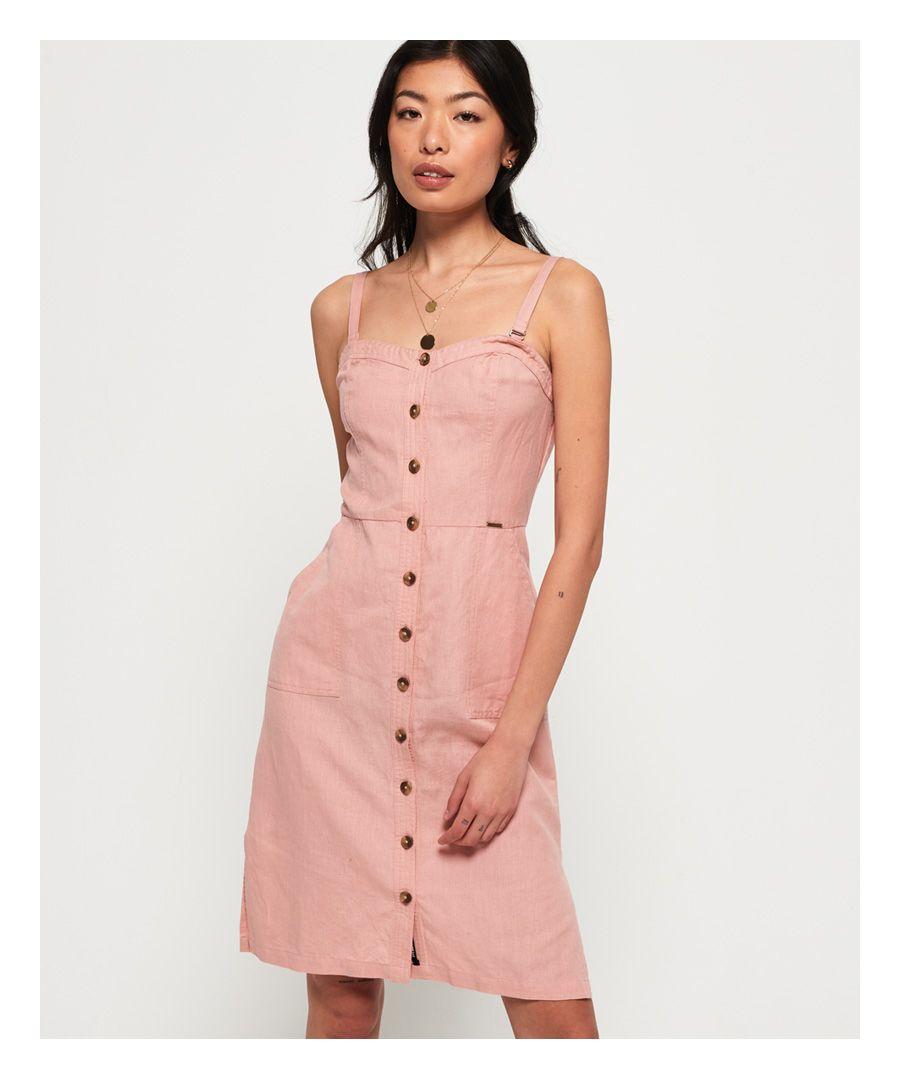Image for Superdry Mila Midi Dress