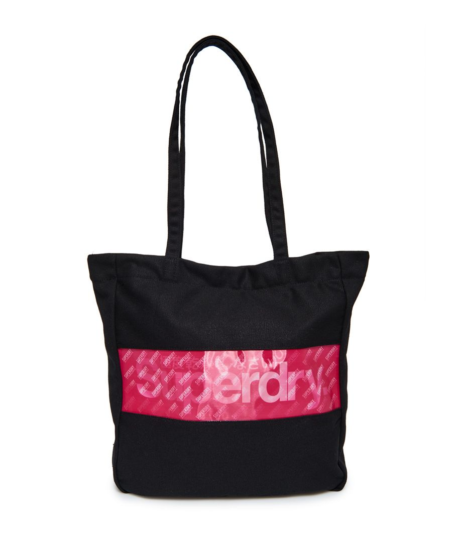 Image for Superdry Holo Repeat Shopper Bag